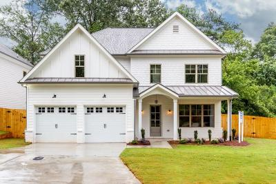 Chamblee Single Family Home For Sale: 3717 Spring Street
