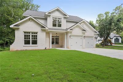Alpharetta GA Single Family Home For Sale: $575,000