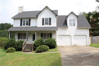 Rydal Single Family Home For Sale: 64 Indian Springs Drive NE