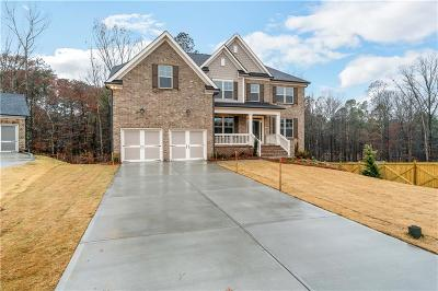 Snellville Single Family Home For Sale: 1586 Mallory Rae Drive