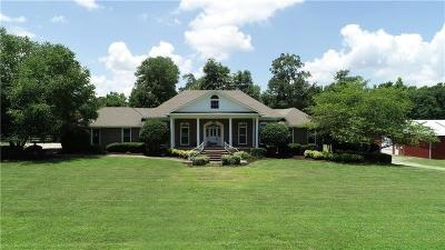 Cumming Single Family Home For Sale: 565 County Line Road