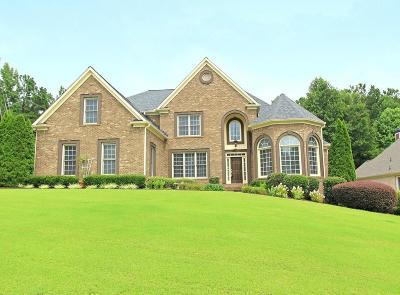 Acworth Single Family Home For Sale: 2466 Huntington Park Drive NW