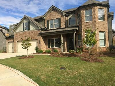 Buford Single Family Home For Sale: 3953 Golden Gate Way