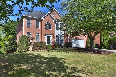 Alpharetta Single Family Home For Sale: 12644 Cornish Walk