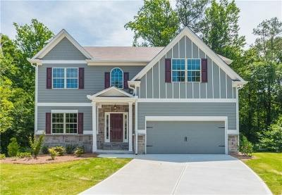 Single Family Home For Sale: 3521 Laurel River Point