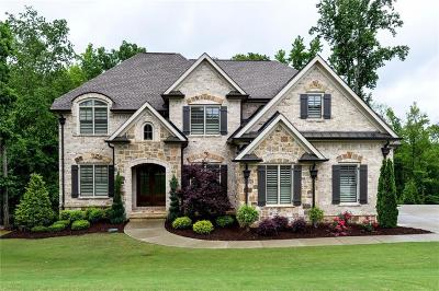 Braselton Single Family Home For Sale: 2204 Northern Oak Drive