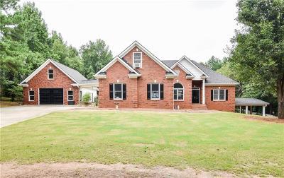 Loganville Single Family Home For Sale: 1684 Ozora Road