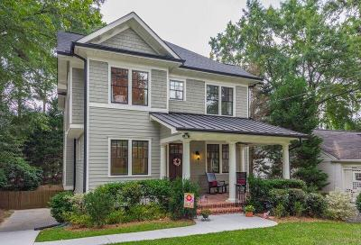 Peachtree Park Single Family Home For Sale: 2863 Elliott Circle NE