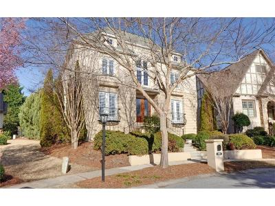 Braselton Single Family Home For Sale: 5852 Allee Way
