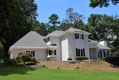 Roswell Single Family Home For Sale: 10450 Turner Road