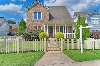 Smyrna Single Family Home For Sale: 3080 Nichols Street SE