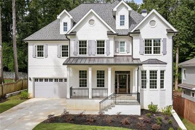 Brookhaven Single Family Home For Sale: 2332 Drew Valley Road NE