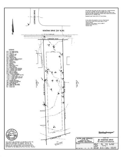 Residential Lots & Land For Sale: Venetian Drive