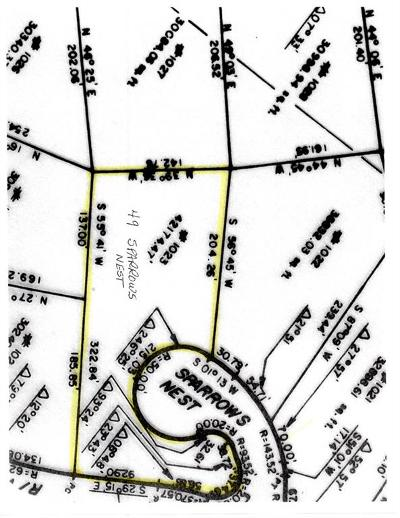 Big Canoe Residential Lots & Land For Sale: 49 Sparrows Nest