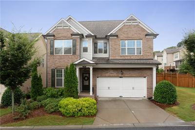 Sandy Springs Single Family Home For Sale: 7800 Highland Bluff NE