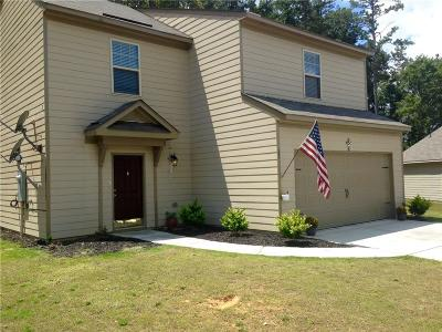 Cartersville Single Family Home For Sale: 25 Bartlett Drive
