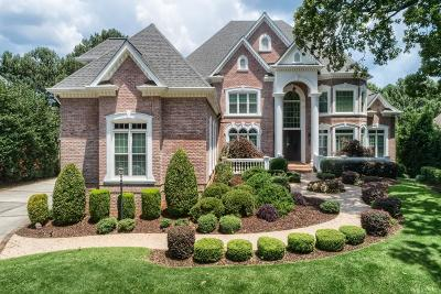 Johns Creek Single Family Home For Sale: 1826 Ballybunion Drive