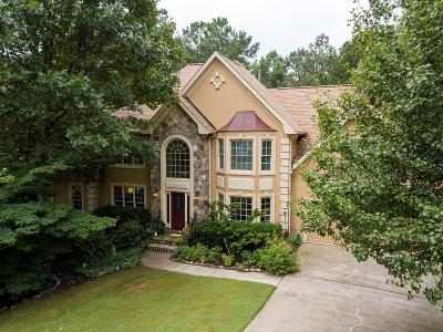 Marietta Single Family Home For Sale: 4272 Highborne Drive NE