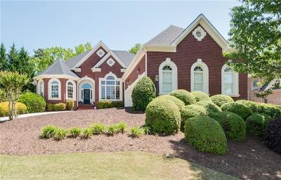 Dacula Single Family Home For Sale: 2223 Floral Ridge Drive
