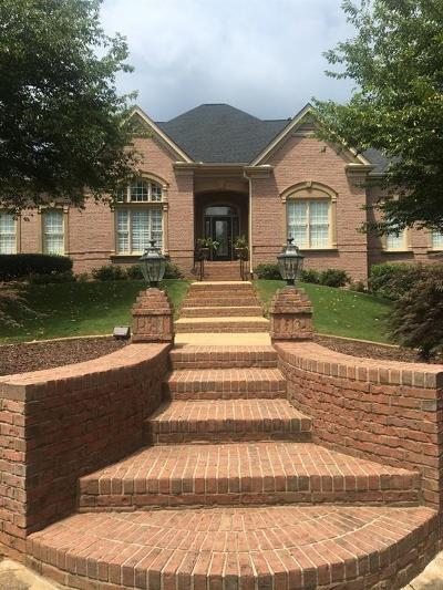Buford Single Family Home For Sale: 2614 Ivy Plantation Drive