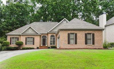 Powder Springs Single Family Home For Sale: 5386 Coldstream Way