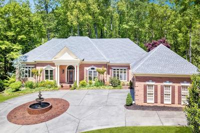 Sandy Springs Single Family Home For Sale: 110 View Hill Court