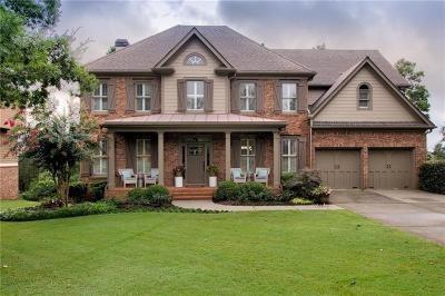 Cumming Single Family Home For Sale: 3610 Horizon Court