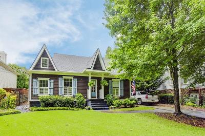 Atlanta Single Family Home For Sale: 2802 Ashburn Lane