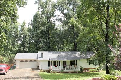Lilburn Single Family Home For Sale: 5769 Chisholm Trail SW