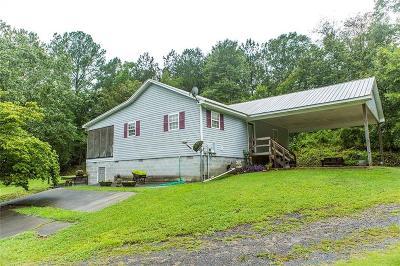 Calhoun GA Single Family Home For Sale: $379,900