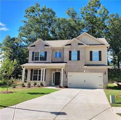 Buford Single Family Home For Sale: 3917 Woodoats Circle
