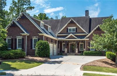 Acworth Single Family Home For Sale: 6131 Talmadge Run NW