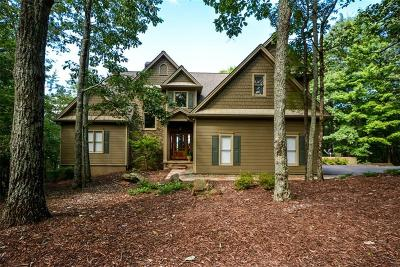 Big Canoe Single Family Home For Sale: 141 Morgan Walk