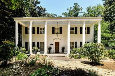 Single Family Home For Sale: 272 Camden Road