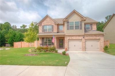 Loganville Single Family Home For Sale: 112 Birchwood Court