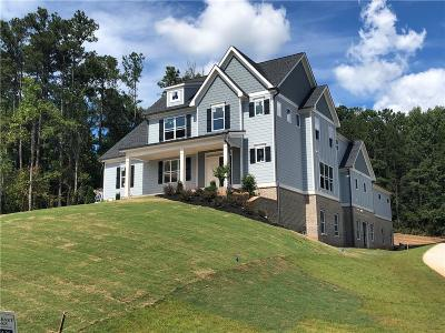 Powder Springs Single Family Home For Sale: 24 Nuttail Lane