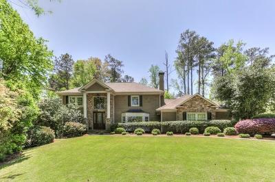 Sandy Springs Single Family Home For Sale: 705 Glenairy Drive