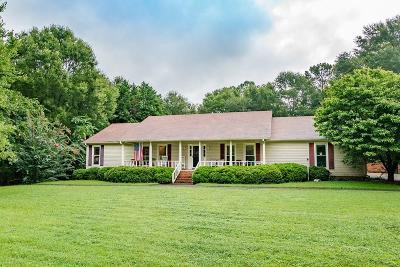 Marietta Single Family Home For Sale: 3241 Ernest W Barrett Parkway NW