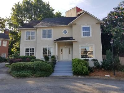 Single Family Home For Sale: 371 Angier Court NE