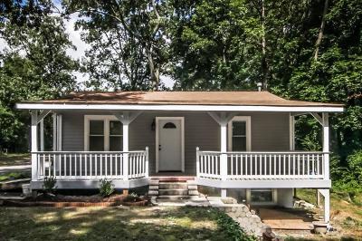 Lithia Springs Single Family Home For Sale: 6343 Gordon Street