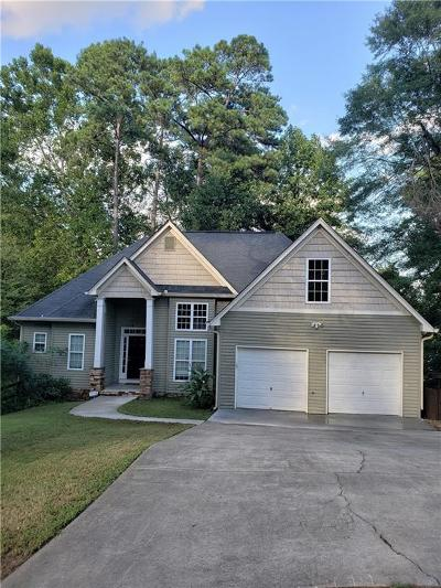 Single Family Home For Sale: 2909 Walker View Court SE