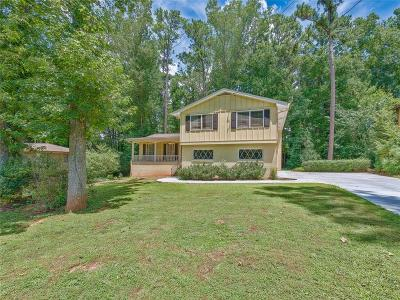 Dunwoody Single Family Home For Sale: 5373 Northchester Court