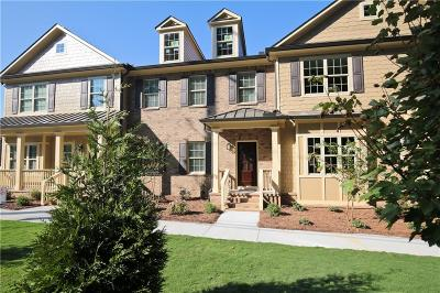 Lilburn Condo/Townhouse For Sale: 200 Jackson Place