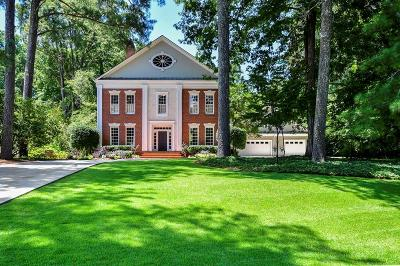 Brookhaven GA Single Family Home For Sale: $2,050,000