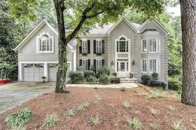 Marietta Single Family Home For Sale: 753 Terrell Crossing SE