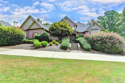 Suwanee Single Family Home For Sale: 6985 Brixton Place