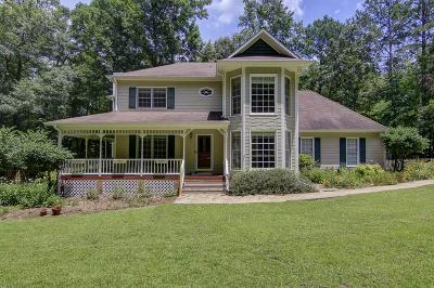 Fayetteville Single Family Home For Sale: 140 Grandview Trace