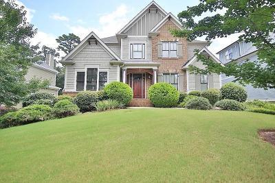 Brookhaven Single Family Home For Sale: 3169 Lynwood Drive NE
