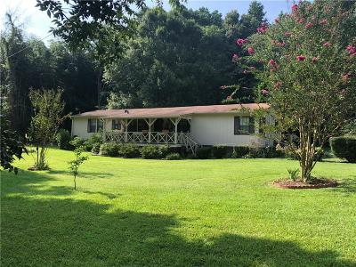 Hiram Single Family Home For Sale: 44 Old Sudie Road