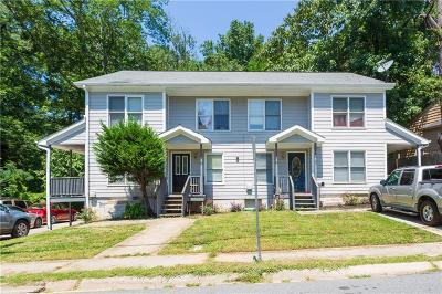Marietta Multi Family Home For Sale: 399 Allgood Road NE